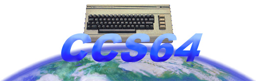 CCS64 - A Commodore 64 Emulator - By Per Håkan Sundell